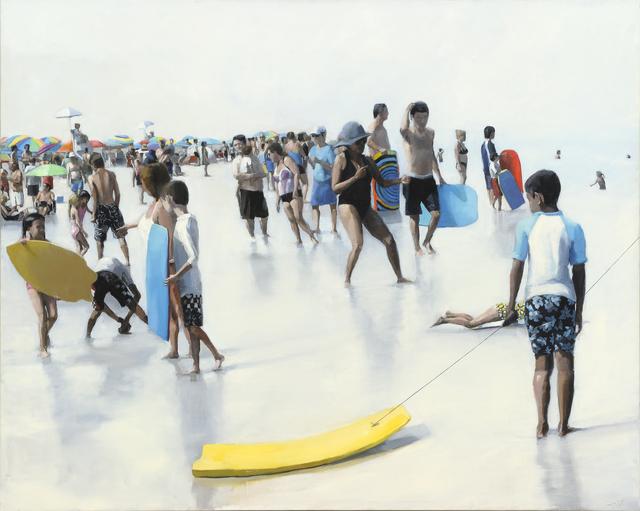 , 'Boogie Boards,' 2013-2014, Paul Thiebaud Gallery
