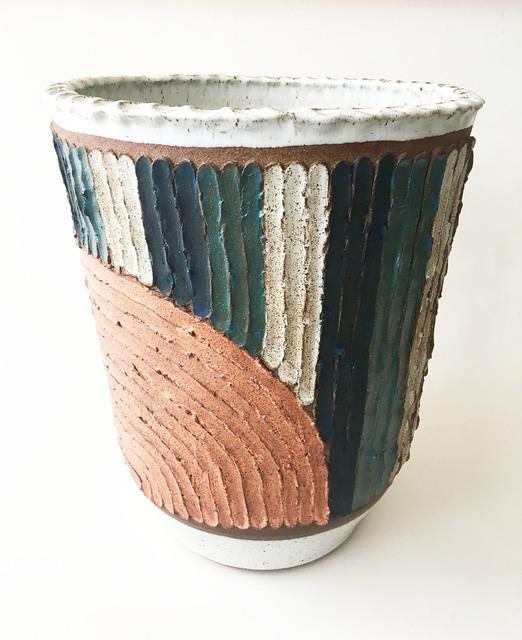 Kat Hutter, 'Textured Vessel (10)', 2019, Eutectic Gallery