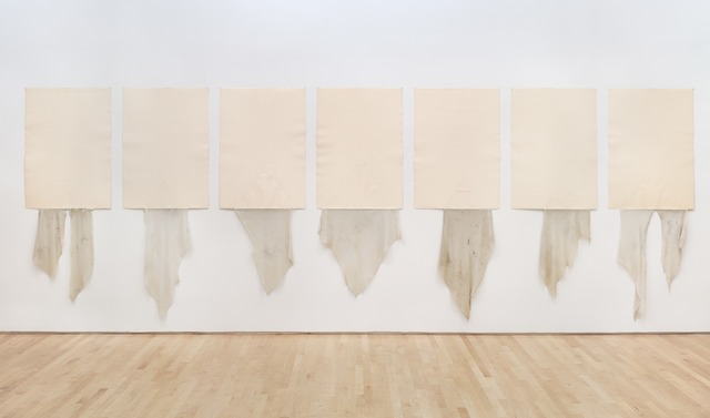 Robert Rauschenberg, 'Pyramid Series', 1974, Mixed Media, Embossed paper and fabric, San Francisco Museum of Modern Art (SFMOMA)