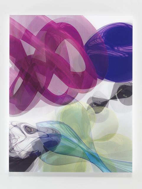 , 'Ikon (Infinity),' 2012, Sandra Gering Inc
