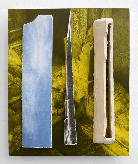 , 'Time Display,' 2017, Asya Geisberg Gallery