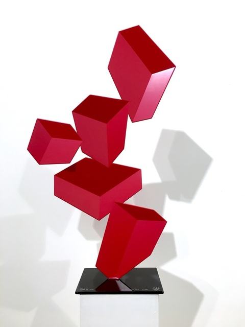 Rafael Barrios, 'Splash F200 - Opal Red, 2016', Bel-Air Fine Art