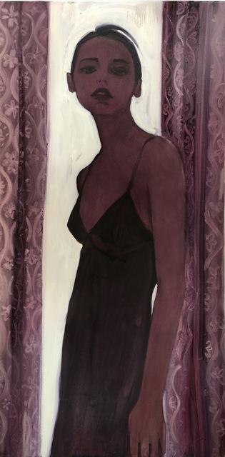 , 'Alice in the window,' 2019, James Freeman Gallery
