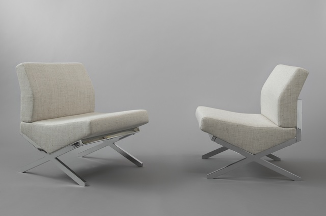 , 'Pair of chairs SS1,' 1959/1960, Galerie Pascal Cuisinier