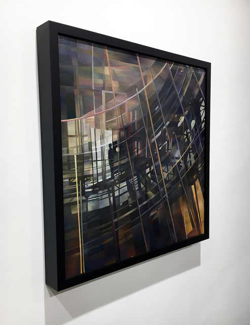 , 'Dusk,' 2017, Duane Reed Gallery