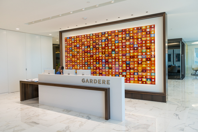 , 'Gardere Installation (Houston, TX),' 2015, Mark Moore Fine Art
