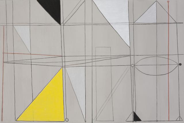 , 'Bruxelles midi,' 2014, Mercedes Viegas Arte Contemporânea