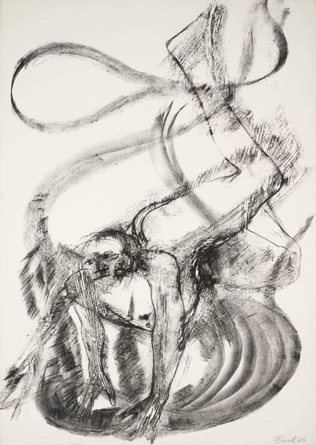 Elisabeth Frink, 'Spinning Man VI', 1965, Hidden