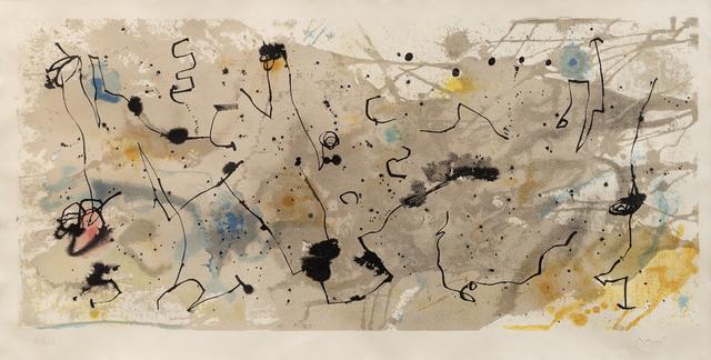 Joan Miró, 'Graphismes', Hindman