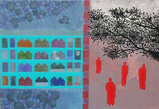 , 'Bhutan - Trashigang I,' 2018, Thackeray Gallery