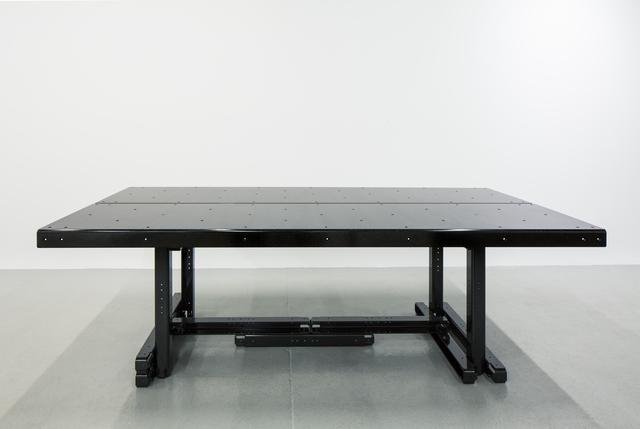 , 'Model Furniture No. 5 (Table),' 2017, Friedman Benda