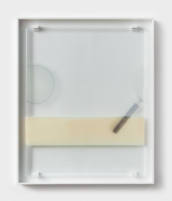 , 'Split Spec,' 2018, Rachel Uffner Gallery