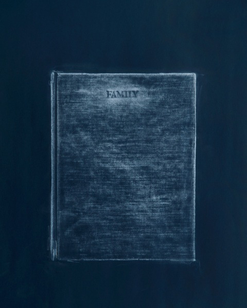 , 'Family (Inverted), from the series Tactile Eye,' 2016, Yancey Richardson Gallery