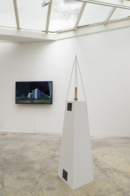 , 'Pyramide ,' 2017, GALERIE GEORGES-PHILIPPE ET NATHALIE VALLOIS
