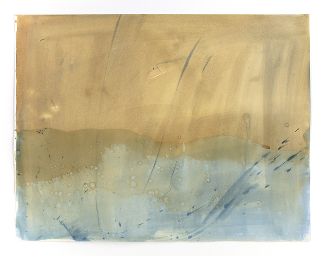 , 'Littoral Drift #540 (Confluence of Chattahoochee River and Whitewater Creek, GA 06.13.17, Lapping and Splashing Currents),' 2017, Jackson Fine Art