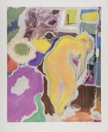 After Ivon Hitchens, 'Figure, Early Morning.,' , Forum Auctions: Editions and Works on Paper (March 2017)