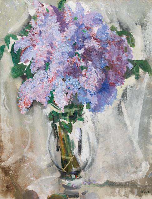 , 'Lilac bouquet ,' 1933, Galerie Kovacek & Zetter