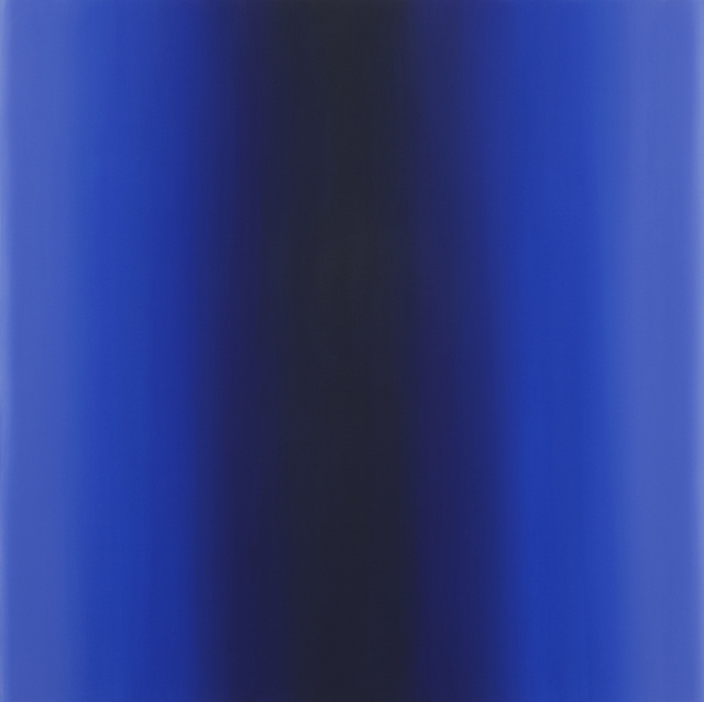 Ruth Pastine, 'Blue Orange 4-S4848 (Blue Violet), Sense Certainty Series', 2014, Brian Gross Fine Art