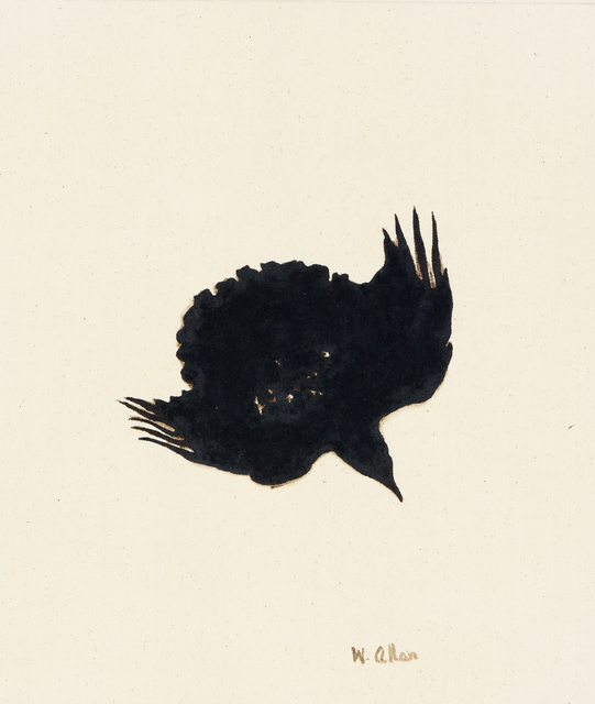 , 'Crow #9,' 2016, Anglim Gilbert Gallery