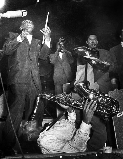, 'Lionel Hampton, Big Band,' 1956, Howard Greenberg Gallery
