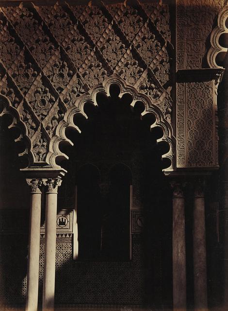 Charles Clifford, 'Sevilla, El Alcazar', 1858, Phillips