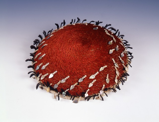, 'Feather Basket,' ca. 1880, Montclair Art Museum