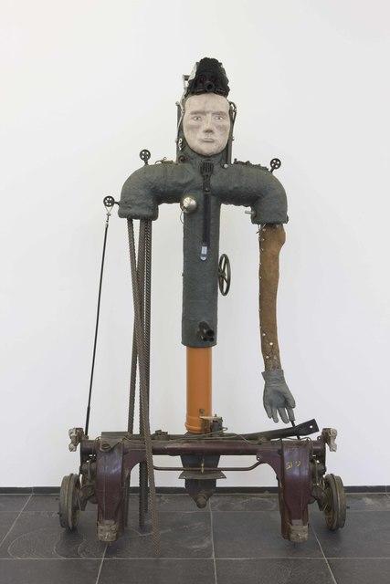 , 'Cortez,' 1991-1992, Hammer Museum