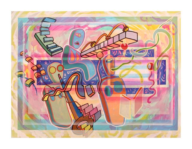, 'O the sun,' 2004, Walter Wickiser Gallery