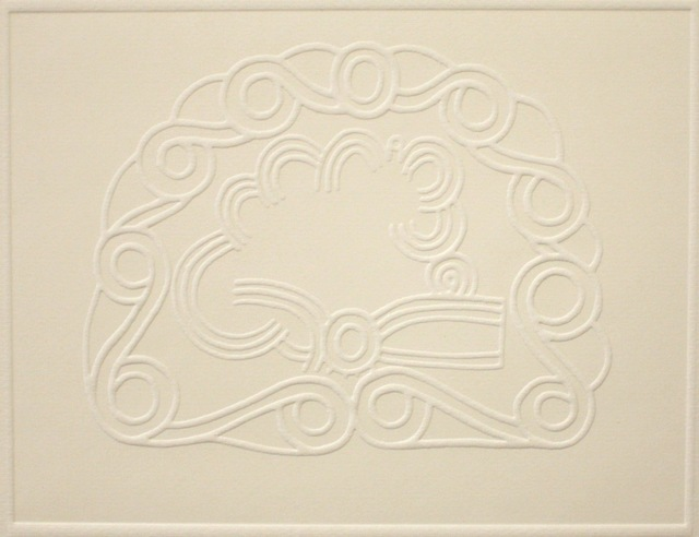 Peter Bodnar, 'Untitled- White on White', ca. 1980, Aaron Galleries