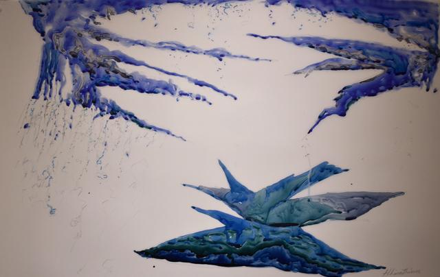 , 'The Sky is Falling 7,' 2018, Carter Burden Gallery