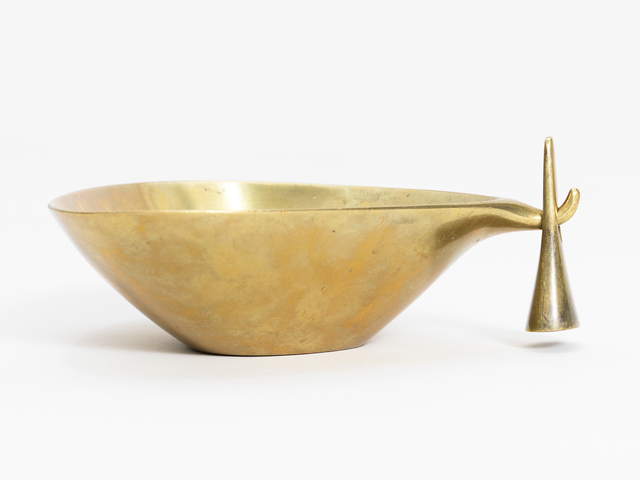 , 'Brass Ashtray with Tamper ,' ca. 1950, Patrick Parrish Gallery