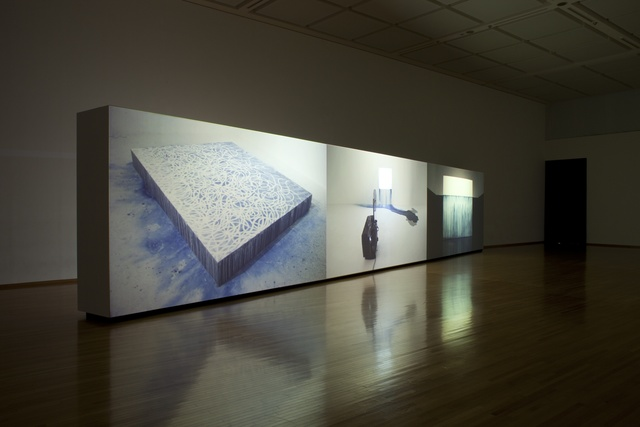 , 'Wall of Sea,' 2007, Singapore Art Museum (SAM)