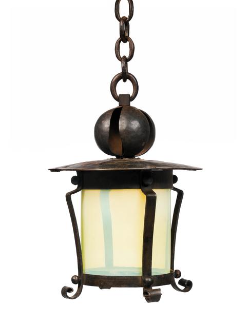 , 'Lantern, model 204,' ca. 1905, Oscar Graf