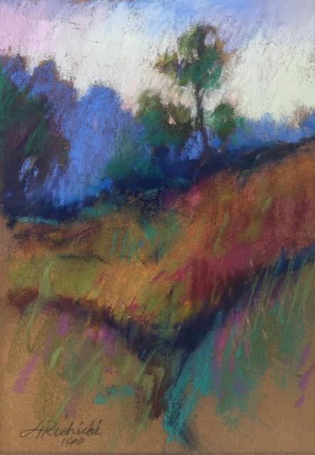 , 'Mountain Energy Study,' 2018, 530 Burns Gallery