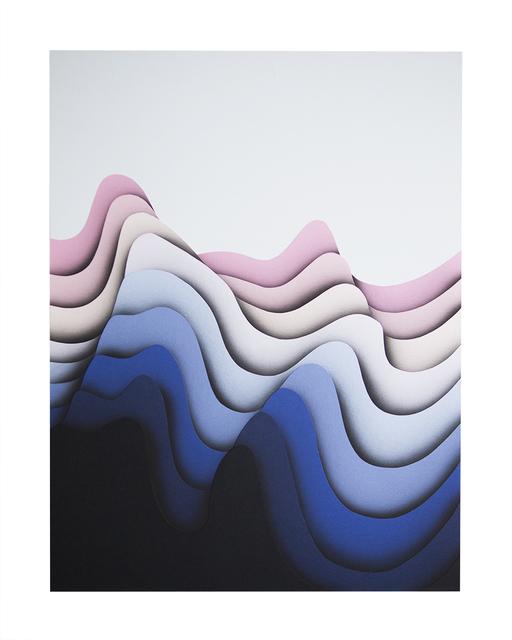 , 'Flow_08,' 2016, Hashimoto Contemporary