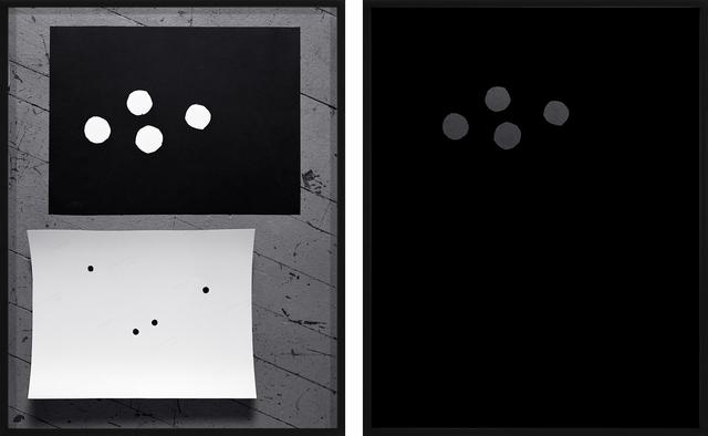 , 'Black Canson MI-Teintes, Epson Premium Semi-Matte,' 2014, Taymour Grahne