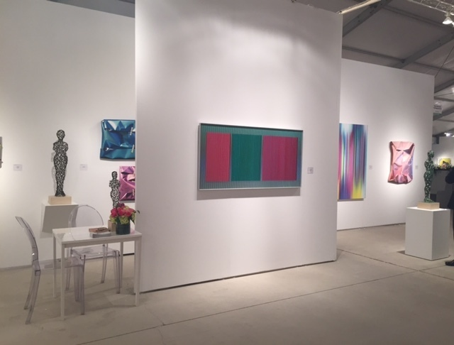 Tangent Contemporary Art At Art Wynwood 2015 Tangent Contemporary
