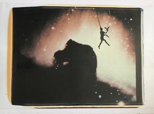Eve Sonneman, 'Vintage 20X24 Large Format Polaroid Signed Surrealist Image ', 1990-1999, Lions Gallery
