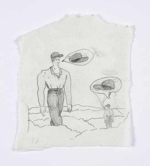 , 'Hat...Hat,' 2019, Steve Turner