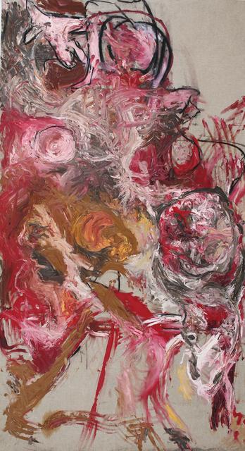 , 'MONKEY BOTOX SUR LE LIEU DU CRÂNE,' 2015, Galerie aKonzept