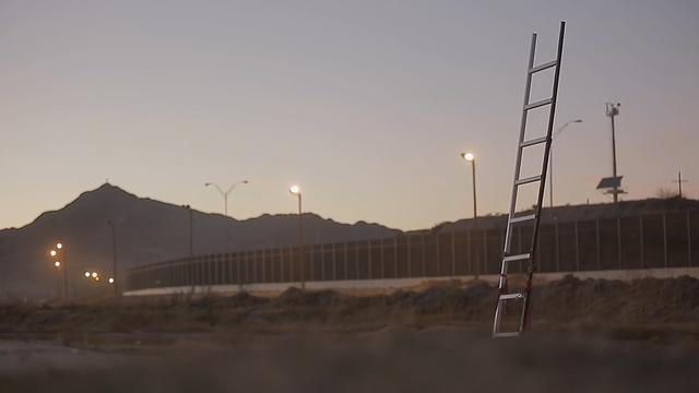, 'Khaleds Ladder,' 2016, Ayyam Gallery