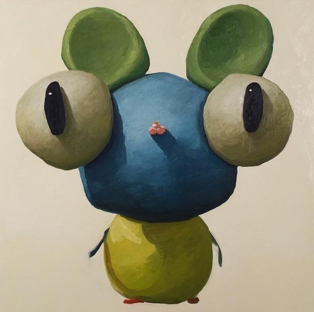 , 'Frank,' 2019, Marloe Gallery