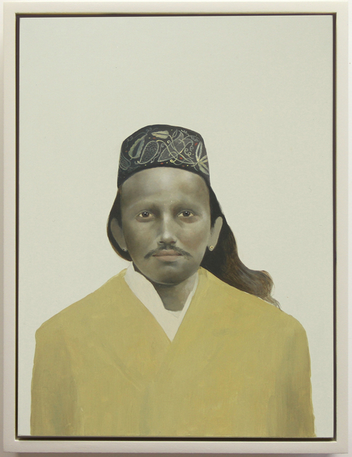 , 'Immigrant Series: Indian,' 2016, Conduit Gallery