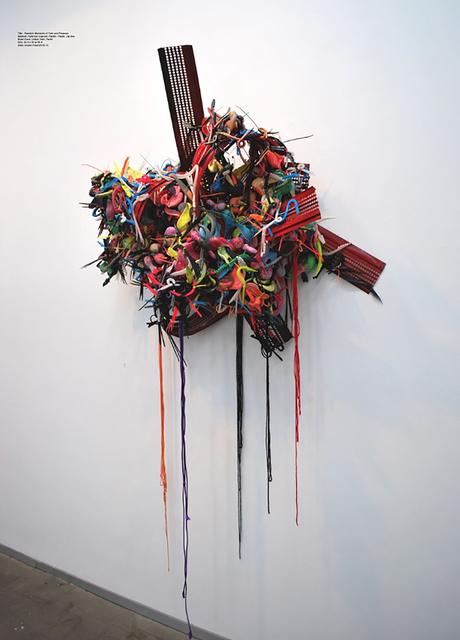 "Duane Paul, '""Random Moments Of Pain and Pleasure""- Mixed Media Sculpture', 2010-2019, Wallspace"