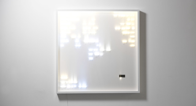 , 'Collection of Light, led 400,' 2012, Victor Hunt Designart Dealer