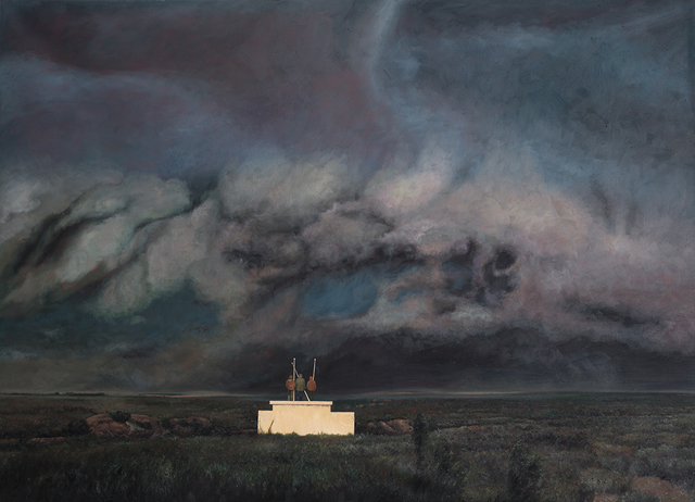 , 'Untitled (After The Storm) ,' 2016, Pékin Fine Arts