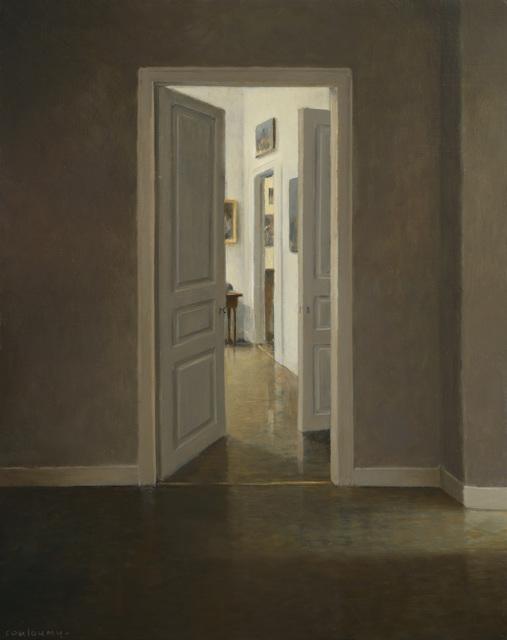 , 'A Freiburg 2,' 2017, Cynthia Corbett Gallery
