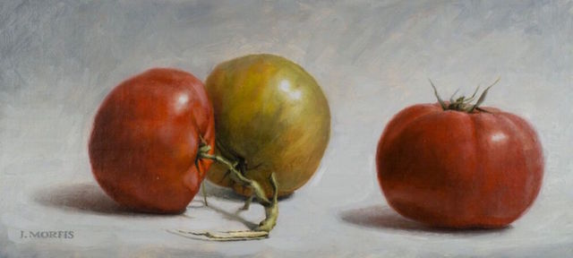 , 'Uncle Ted's Tomatoes,' 2016, Grenning Gallery