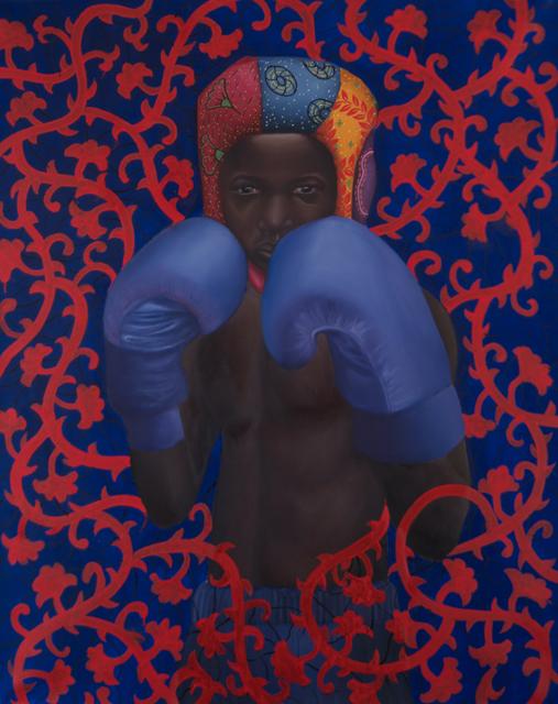 Solomon Adufah, 'Play Boy, School Boy', 2018, Galerie Frank Pages