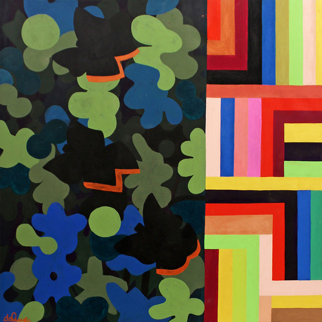 Tiffanie Delune, 'The Art of Camouflage', 2018, Ed Cross Fine Art